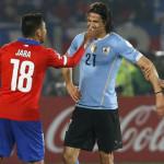 Perú vs Chile: Gonzalo Jara fue castigado y no jugará este lunes