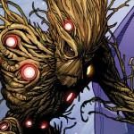 Groot  de Guardianes de la galaxia con su propio cómic