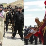 Estado Islámico: bella cantante kurda desafía a yihadistas (Videos)