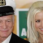 Playboy: ex conejita se lanza contra Hugh Hefner