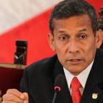 Ollanta Humala: aprobación presidencial baja 6 puntos en junio