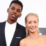 Iggy Azalea se comprometió con jugador de la NBA (VIDEO)