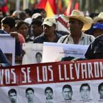México: denuncian trabas en caso de estudiantes desaparecidos