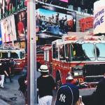 EEUU: evacúan rascacielos de Nueva York por incendio