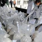 Narcotráfico: queman más de 5 toneladas y media de drogas