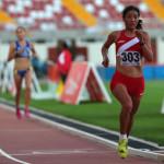 Ecuador: Inés Melchor enfrenta a atletas de Kenia, México y Ecuador