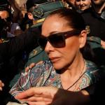 Isabel Pantoja regresa a prisión tras cuatro días de permiso