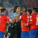 Conmebol decidirá sanción a Gonzalo Jara antes de partido con Perú