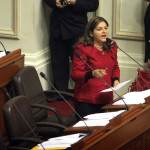 Alejandro Yovera: JNE nombra a Karina Beteta como congresista