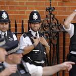 Londres: despedirán a policías que no estén en forma
