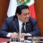 José Luna: por falta de quorum caso se verá en próxima legislatura
