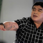 """FIFA: Maradona """"limpiará a todos"""" si lo nombran vicepresidente"""