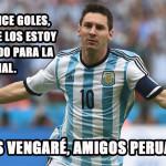 Argentina 6-1 Paraguay: memes de la goleada en semifinales
