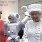 Alemania: Merkel recibe en su quinta visita a la reina Isabel II