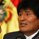 """Evo Morales pide que el FMI """"no se meta con Bolivia"""""""