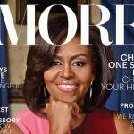 Michelle Obama editora y portada de revista More