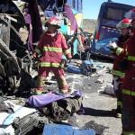 Sutran: 258 accidentes carreteros en primeros 4 meses del año