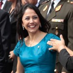 Nadine Heredia rechaza informe de comisión Belaunde Lossio