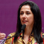 Nadine Heredia: desmienten que tenga cuenta bancaria en Suiza