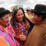 Nadine Heredia asegura que es víctima de campaña de demolición
