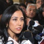 Nadine Heredia: frases tras citación de comisión Belaunde Lossio