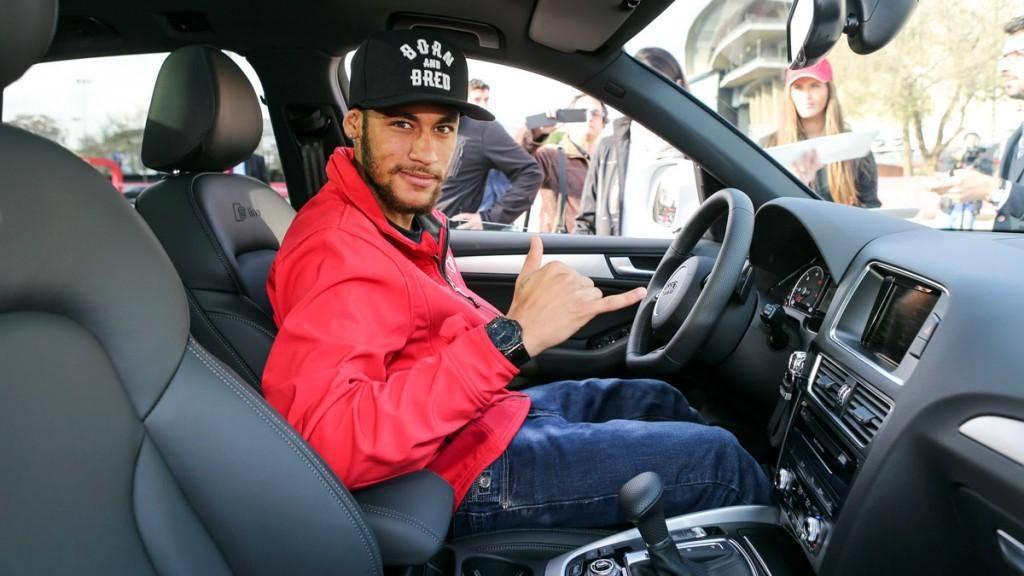 neymar-carro