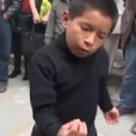 YouTube: niño sorprende recitando poema de César Vallejo (VIRAL)