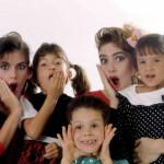 Nubeluz: Leslie Shaw en disco tributo a programa infantil