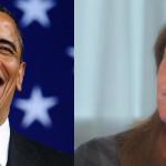 Barack Obama felicitó por cambio de sexo a padre de las Kardashian