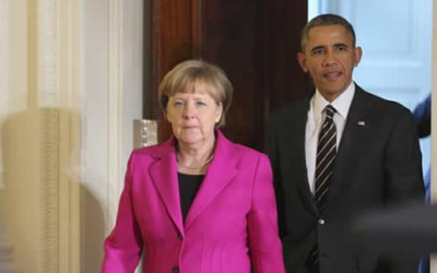 ALEMANIA.- El presidente de Estados Unidos, Barack Obama, centró su intervención en la cumbre del G7 en aunar posiciones en torno a la suya de reforzar las sanciones a Rusia y de hacer frente a la agresión de Moscú en el este de Ucrania.