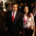 "Humala: ""Nadine Heredia no le teme a comisión Belaunde Lossio"""