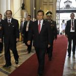 Cumbre Celac-UE: Humala asiste a cónclave en Bruselas