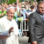 Papa Francisco en Sarajevo para apoyar convivencia y diálogo