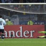 Argentina clasifica a semifinales y espera al ganador del Paraguay – Brasil (AVANCE)
