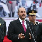 Pérez Guadalupe demanda justicia para policía caído en Arequipa