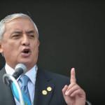 Guatemala: presidente acusado de corrupción no renunciará