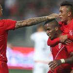 Perú empata 1-1 con México en amistoso previo a la Copa América