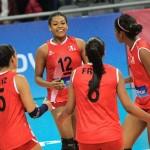 Vóley: Perú celebra clasificación a la Copa del Mundo de Japón