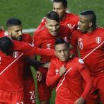 Perú sube 4 puestos en el ranking de la FIFA