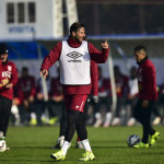 Perú vs.Venezuela: Claudio Pizarro en el once titular de la bicolor