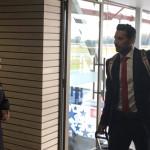 Copa América: Perú ya está en Temuco para enfrentar a Brasil