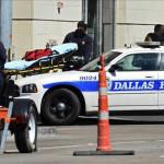 EEUU: abaten al supuesto autor del tiroteo a comisaría de Dallas