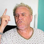 Augusto Polo Campos fue internado de emergencia por diabetes