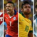 Copa América: empieza la fiesta del fútbol sudamericano
