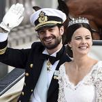 Exmodelo hot Sofía Hellqvist ya es princesa de Suecia (VIDEOS)
