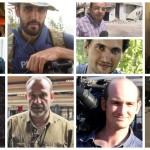 Más de cien periodistas sirios forzados al exilio desde 2011