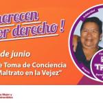 Campaña nacional del buen trato para el adulto mayor
