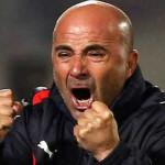 Sampaoli responsabiliza a árbitro peruano por empate