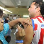 Perú intensifica prevención y control por casos de sarampión en Chile