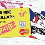 Sex Pistols se mercantiliza al promocionar tarjetas de crédito